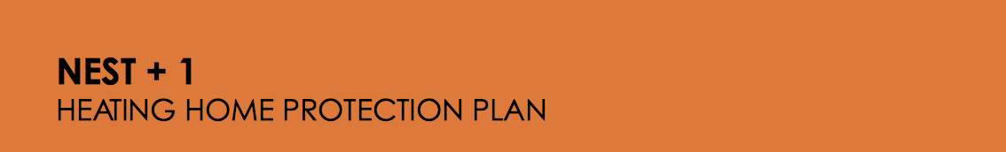Heating home protection plan